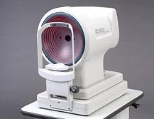 角膜形状撮影装置